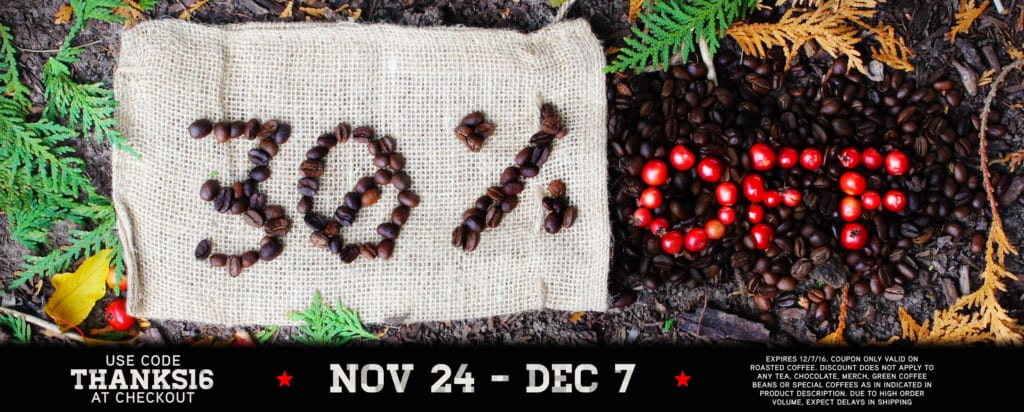 fair trade organic coffee sale